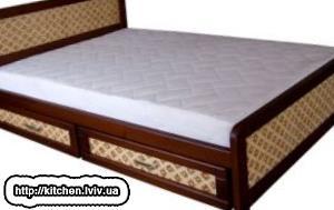 Купить ліжко Львів