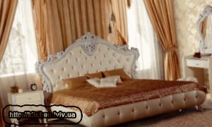 Ліжко двоспальне Львів фото