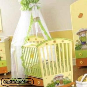 Ліжко для немовлят у Львові купити