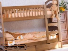 Хочу купити двоповерхове ліжко у Львові
