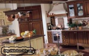 Кухні дерев'яні ціни Львів